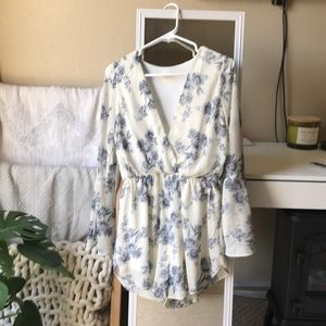 Other - Bell sleeve romper